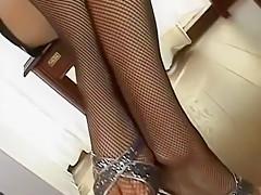 Incredible Japanese model Megu Ayase in Hottest Cunnilingus, Fingering JAV clip