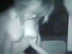Inside of car at night sexual intercourse