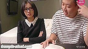 Korean Teacher Urging For Sock Feet